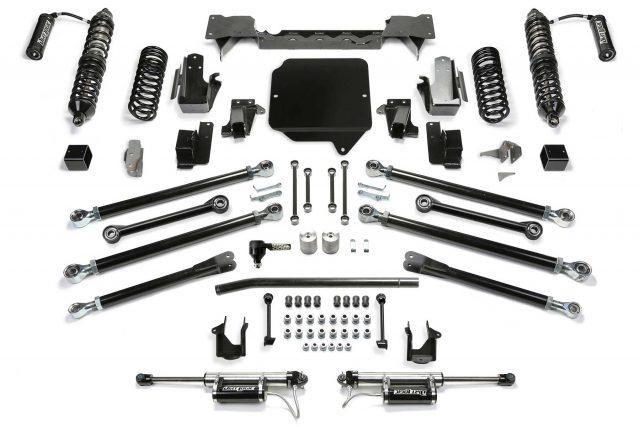 "3"" Crawler® System w/ Front Dirt Logic 2.5 Resi Coilovers & Rear Dirt Logic 2.25 Resi Shocks"