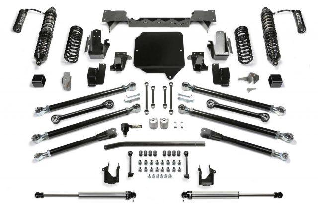 "5"" Crawler® System w/ Front Dirt Logic 2.5 Resi Coilovers & Rear Dirt Logic 2.25 Shocks"