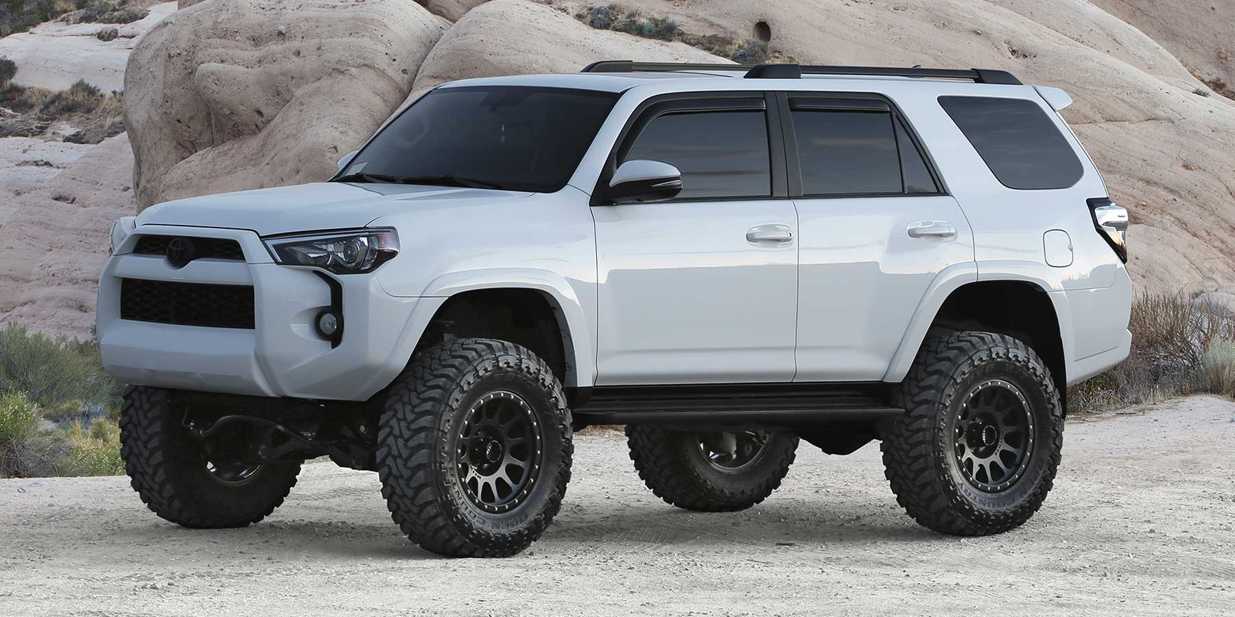 Lifted 4runner For Sale >> 2010 17 Toyota 4runner 4wd 6 Systems Fabtech