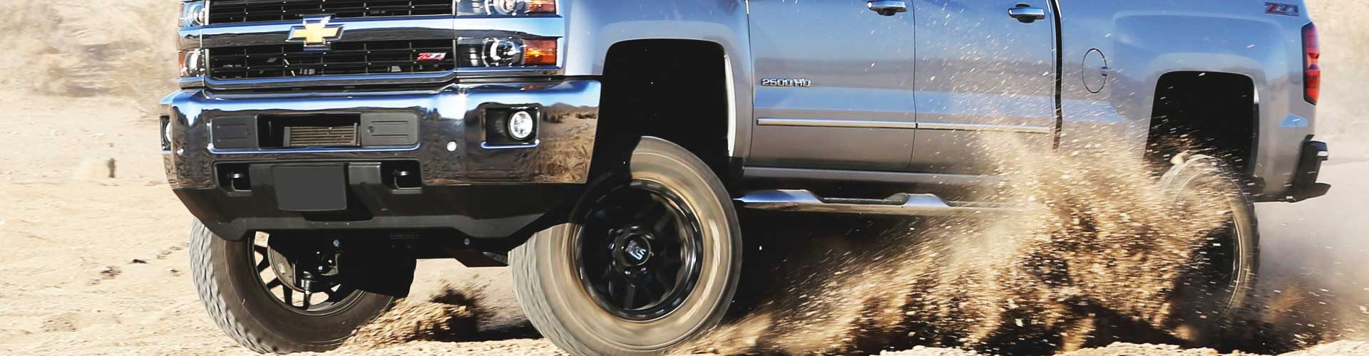 Chevy Silverado 2500hd Lift Kits Fabtech