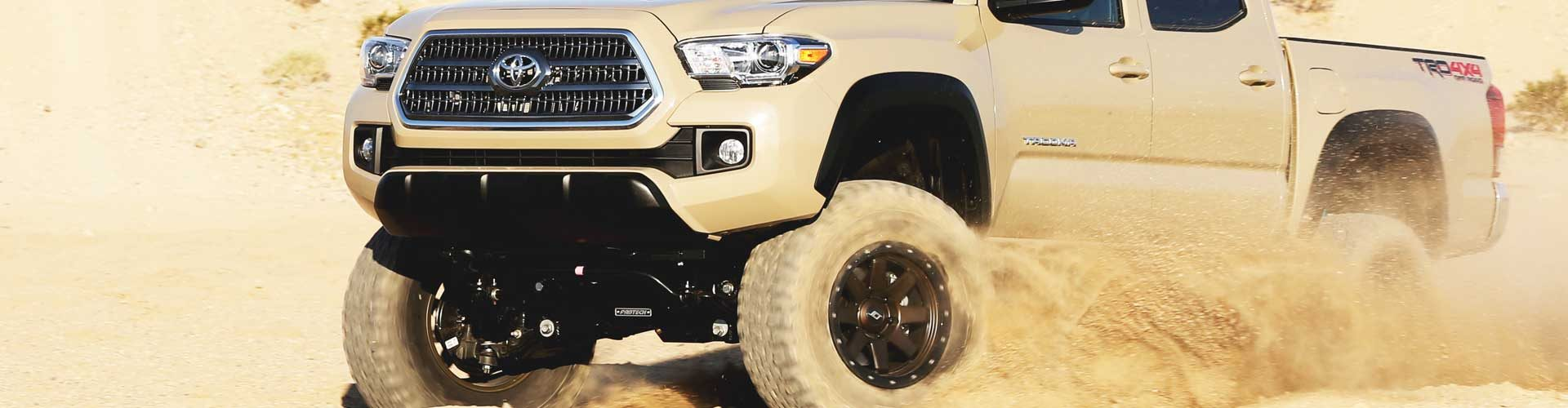 Toyota Tacoma Lift Kits | Fabtech®